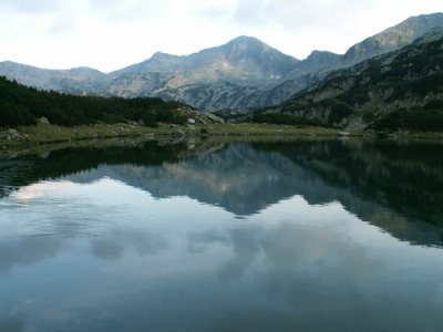 The Pirin Lakes