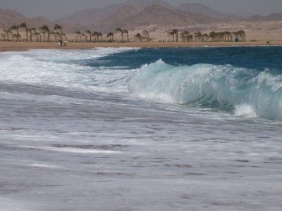 Heaven - Kite surfers beach in Nabq